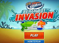 Invazia de pe Plaja