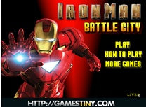 Iron Man - Lupta in Oras