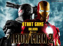 Iron Man in Actiune