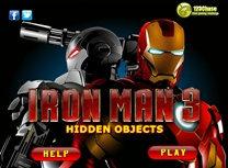 Iron Man 3 Obiecte Ascunse