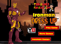 Iron Man Dress-up