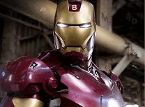 Iron Man Litere Ascunse