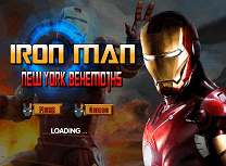 Iron Man Misiune in New York