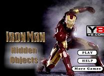 Iron Man Obiecte Ascunse