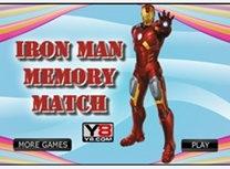 Iron Man de Memorie