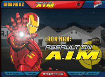Iron Man in Misiune