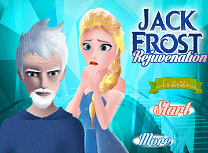 Jack Frost Tratament de Intinerire