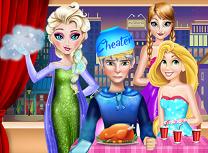 Jack O Inseala pe Elsa