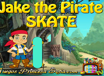 Jake cu Skateboardul