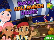 Jake si Piratii de Halloween