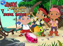 Jake si Piratii din Tara de Nicaieri si Diamantele