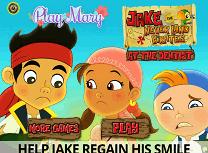 Jake si Piratii din Tara de Nicaieri la Dentist