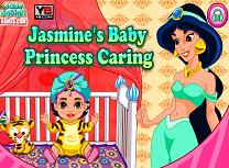 Jasmine Are Grija de Bebelus