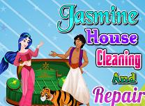 Jasmine Curata si Repara Casa