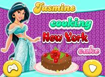 Jasmine Gateste Tort