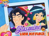 Jasmine Relatie la Distanta