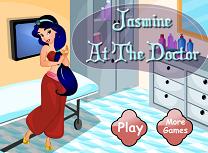 Jasmine la Doctor