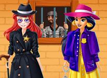 Jasmine si Ariel Detectivi
