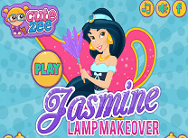 Jasmine si Lampa Fermecata