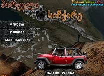 Jeepul Rosu