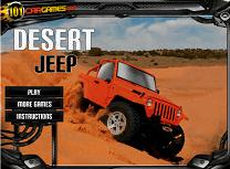 Jeepul din Desert