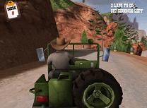 Jeepul din Safari 3D