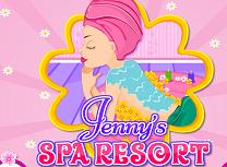 Jenny la Spa