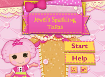 Jewel Sparkling si Tiarele