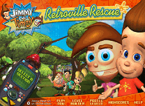 Jimmy Neutron Misiune de Salvare