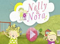 Joaca cu Nelly si Nora