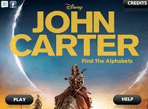 John Carter Litere Ascunse