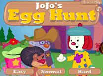 Jojo la Vanatoare de Oua