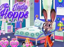 Judy Hopps Aranjeaza Camera
