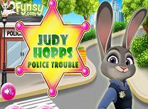 Judy Hopps Probleme de Politie