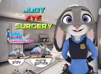 Judy Operatie la Ochi