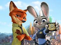 Judy si Nick Cauta Indicii