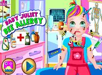 Juliet Alergica la Albine