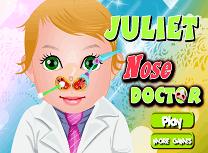 Juliet la Doctorul de Nas