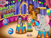 Juliet si Animalele de la Circ