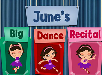 June Recital de Dans