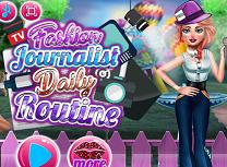 Jurnalista la Moda