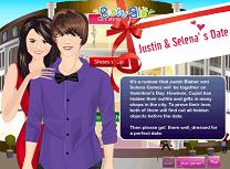 Justin si Selena la Intalnire