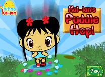 Jocuri cu Kai Lan
