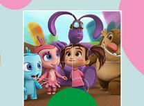 Kate si Mim-Mim Puzzle