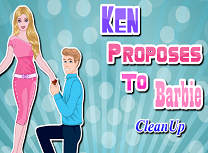Ken O Cere in Casatorie pe Barbie