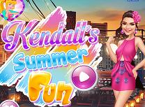 Kendall Distractie de Vara