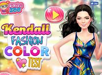 Kendall si Moda Culorilor