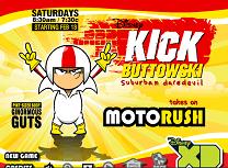 Kick Buttowski Curse