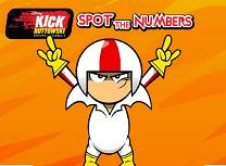 Kick Buttowski Numere Ascunse