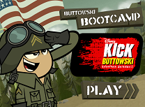 Kick Buttowski in Tabara